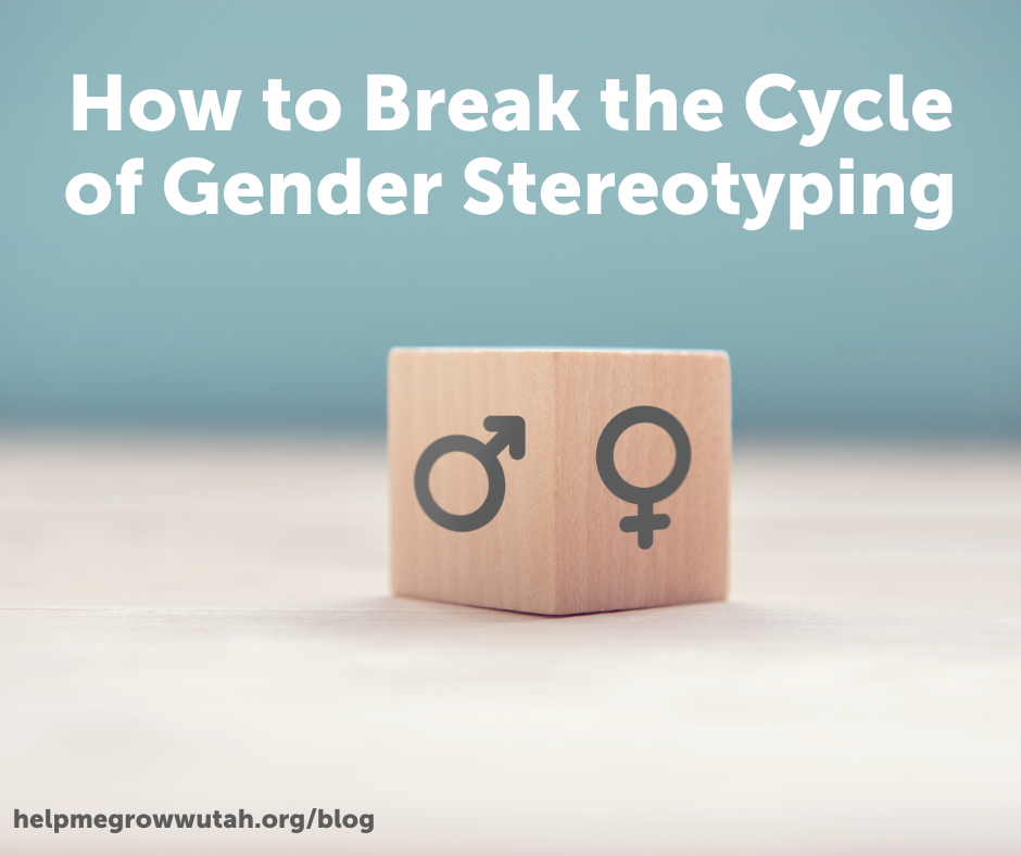 How to Break the Cycle of Gender Stereotyping