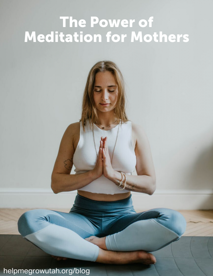 Guest Post: The Power of Meditation for Mothers