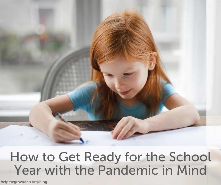 Guest Post: How to Get Ready for the School Year with the Pandemic in Mind