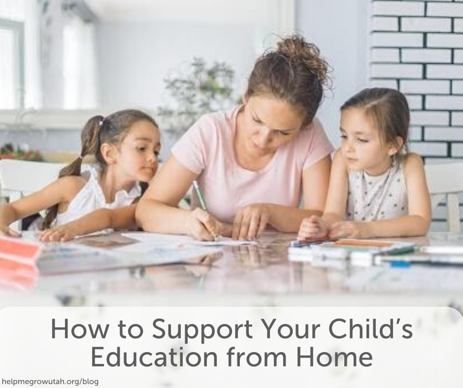 How to Support Your Child's Education from Home