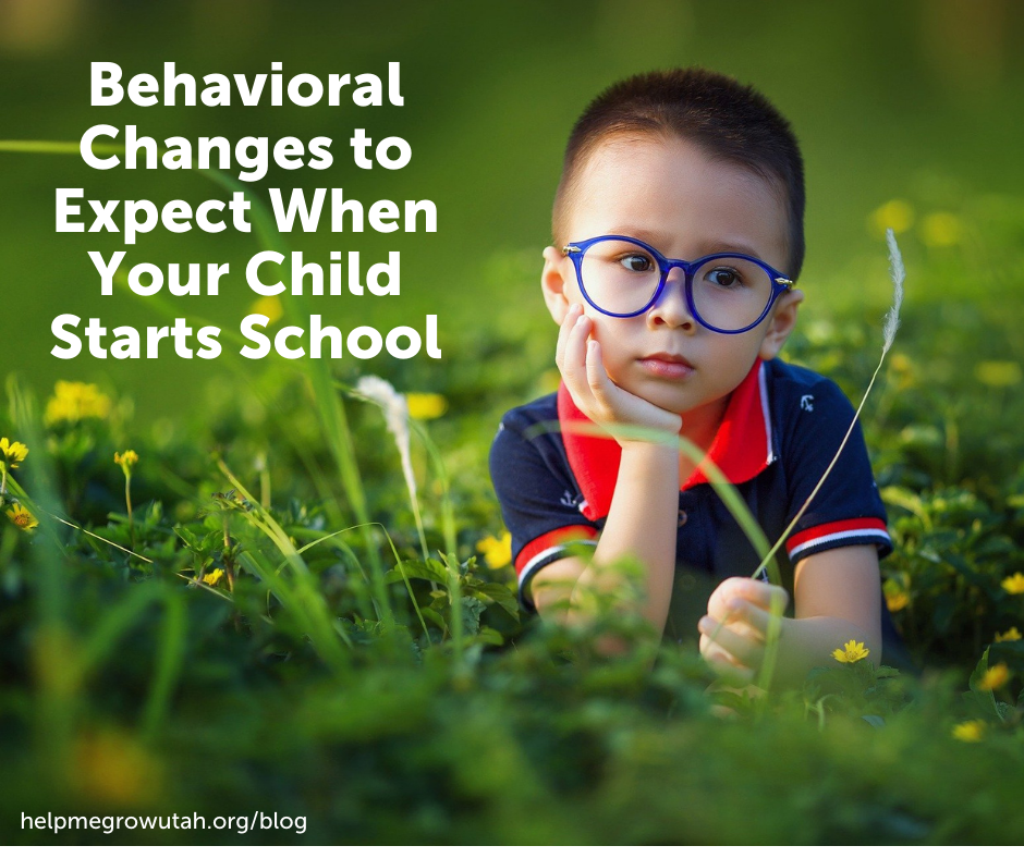 Behavioral Changes to Expect When Your Child Starts School