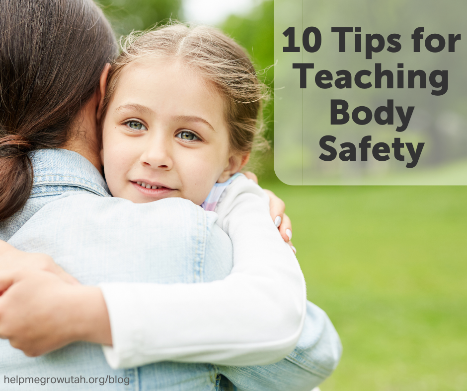 10 Tips for Teaching Body Safety