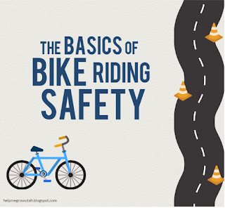 The Basics of Bike Riding Safety