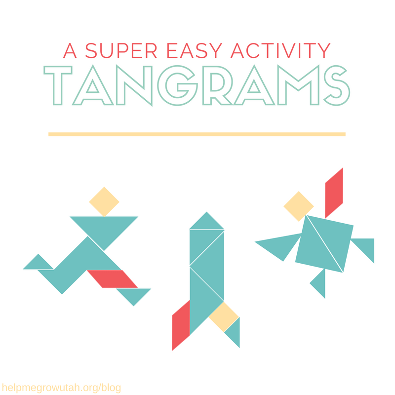 A Super Easy Activity: Tangrams