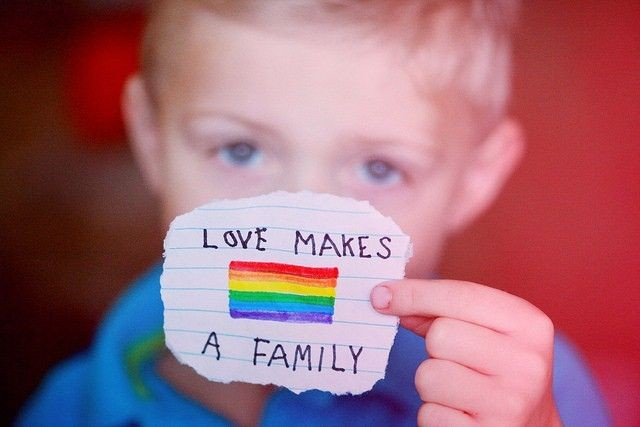 Speaking to Your Young Children About the LGBTQ Community