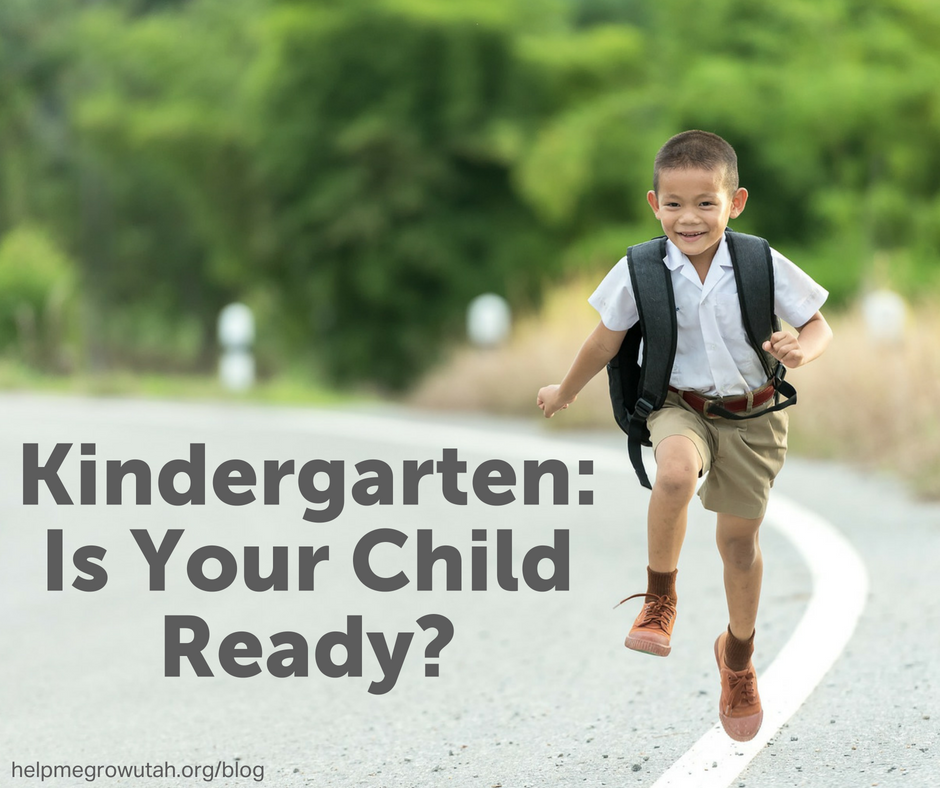Kindergarten: Is Your Child Ready?