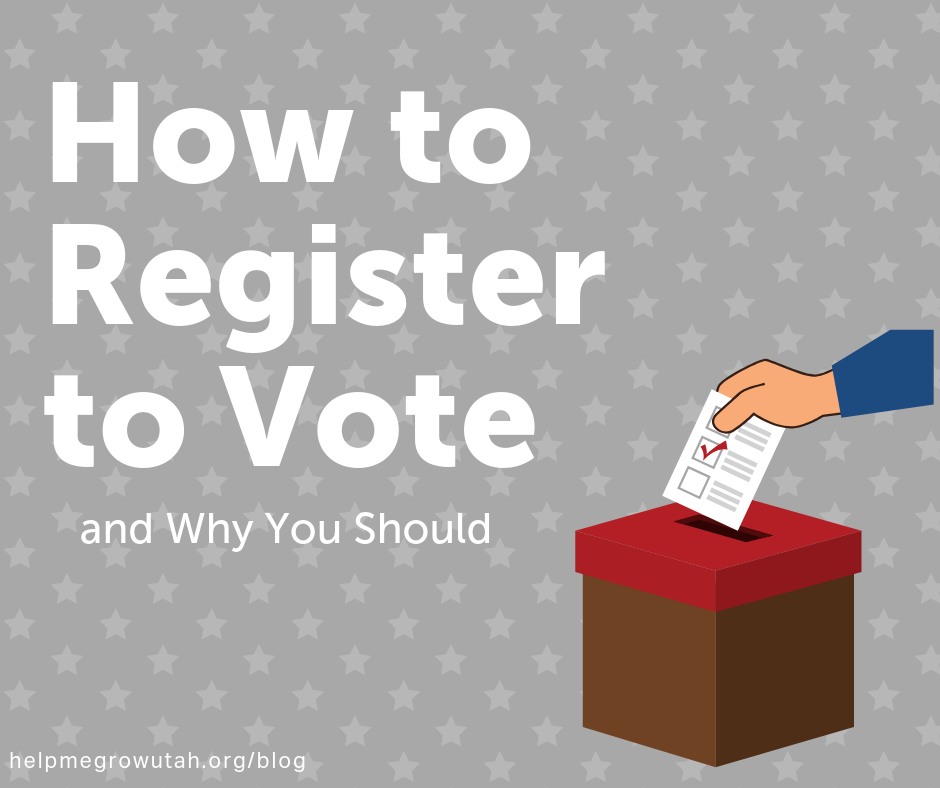 How to Register to Vote and Why You Should