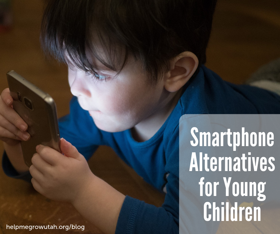 Guest Post - Smartphone Alternatives for Young Children
