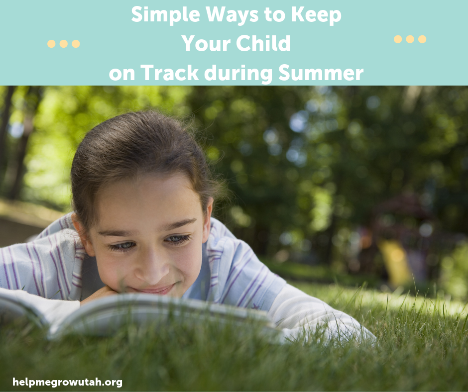 How To Keep Your Child From Falling Behind During Summer Break